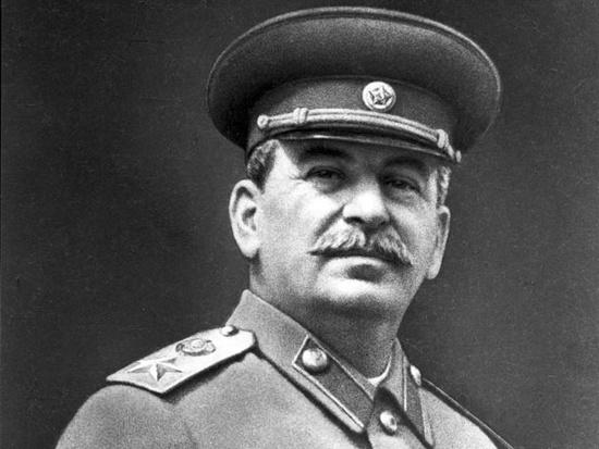 портрет фото сталина